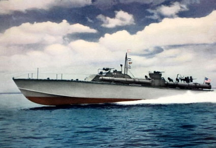Back > Gallery For > Elco Pt Boat